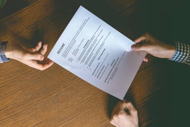 İş Deneyimi Olmayan Biri Nasıl CV Hazırlamalı